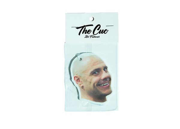 The Cuc Special Edition Air Freshener