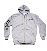 2020 CRUSH IT ® Premium Embroidered Zip-up Hoodie