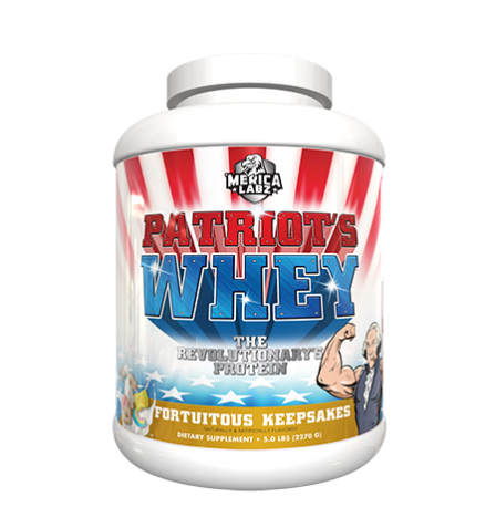 Patriot's Whey