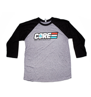 Core Nutritionals GI Joe Raglan Tee