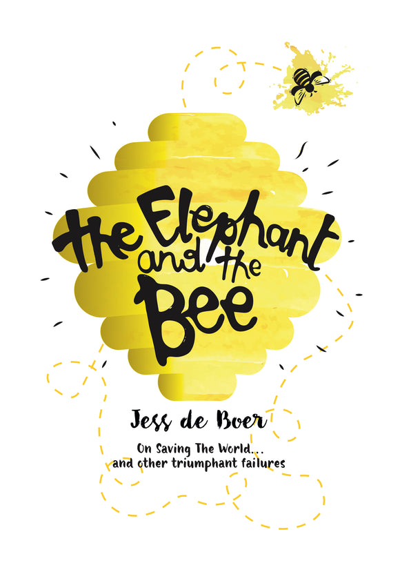The Elephant and the Bee by Jess de Boer