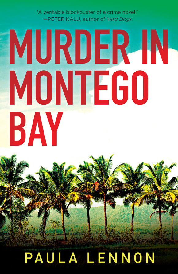 Murder in Montego Bay by Paula Lennon