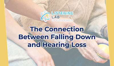 The Connection Between Falling Down and Hearing Loss