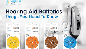 Hearing Aid Batteries - Things You Need To Know