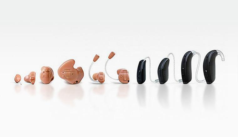 Different Types of Hearing Aids