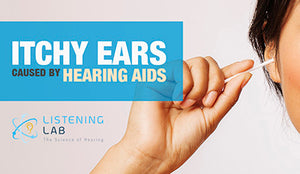 Itchy Ears Caused By Hearing Aids