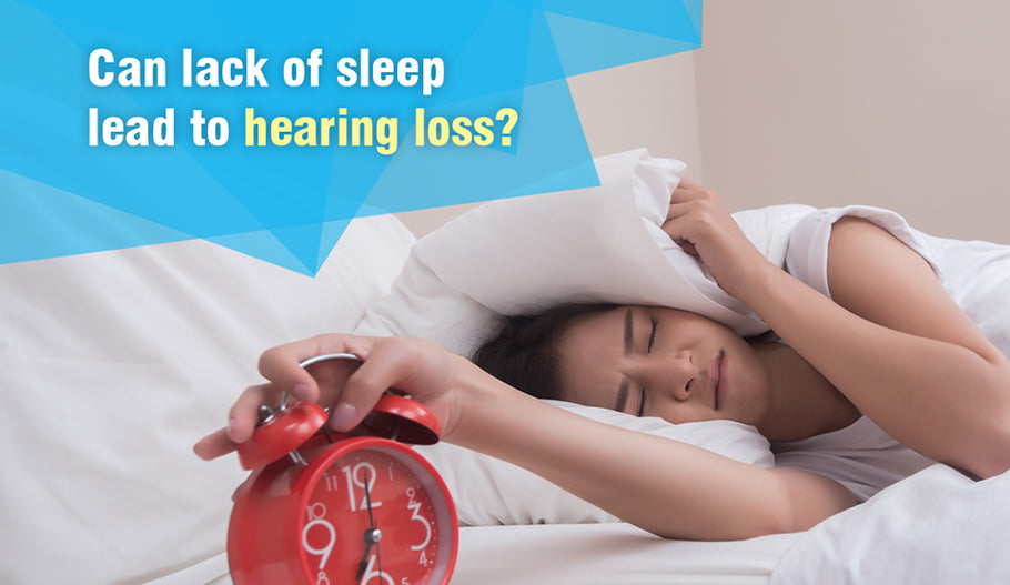 Can Lack of Sleep Lead to Hearing Loss?
