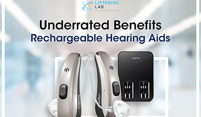 The Underrated Benefits of Rechargeable Hearing Aids