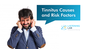 Tinnitus Causes and Risk Factors