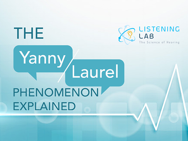 Yanny / Laurel Phenomenon