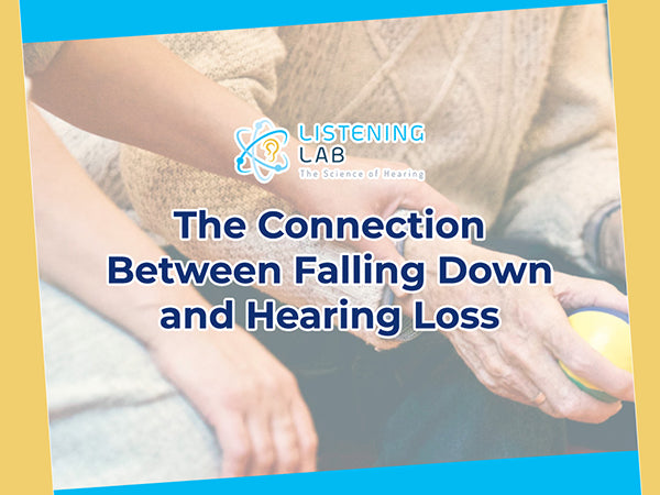 Connection Between Falling Down and Hearing Loss