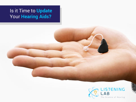 Hearing Aid Upgrade