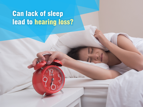 Lack of Sleep Affects Hearing