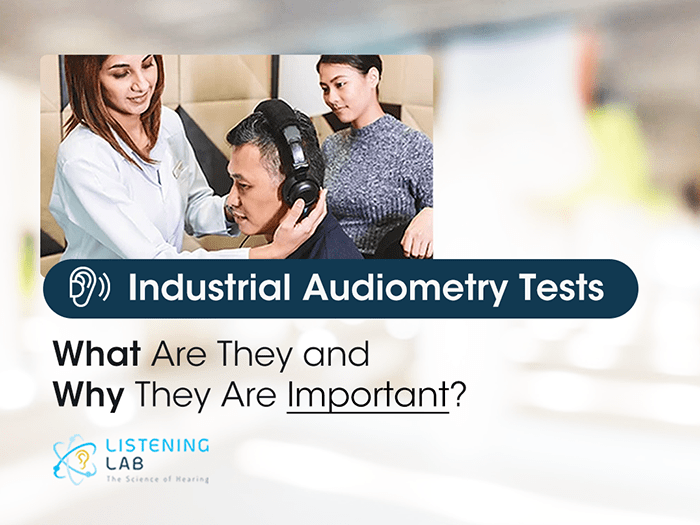 Audiometric Tests Explaired