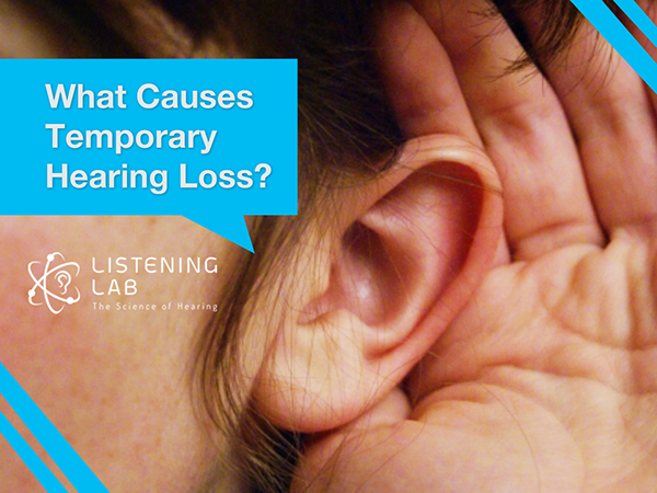 Temporary Hearing Loss