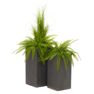 SLAIDBURN FERN PLANTER SET