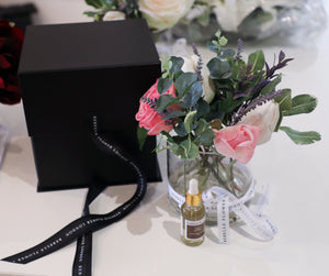 REBELLE GIFT BOX (AMARYLLIS BERRY)