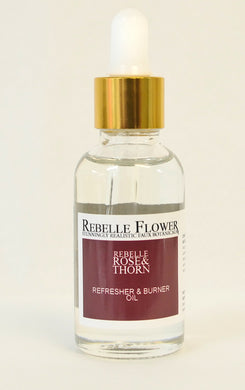 ROSE & THORN FAUX FLOWER REFRESHER & BURNER OIL