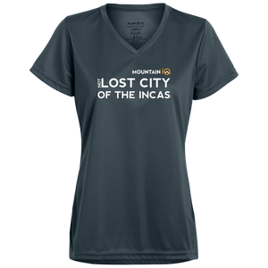 (Not) Lost City of the Incas Women's T-Shirt (Cotton/Wicking)
