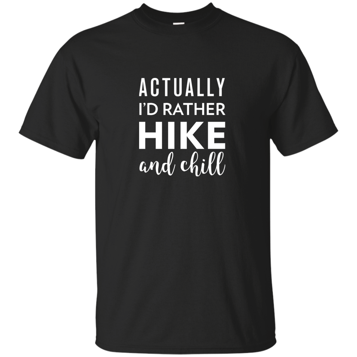 Hike & Chill T-Shirt (Men's)