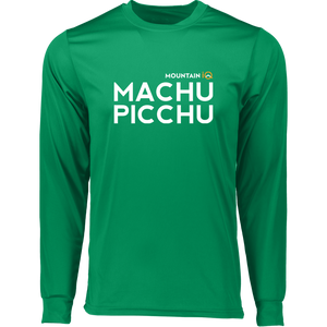 Machu Picchu Long Sleeve Men's (Cotton/Wicking)
