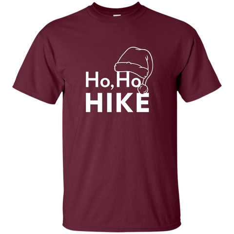 Ho Ho Hike T-Shirt For Men (Choose Color)
