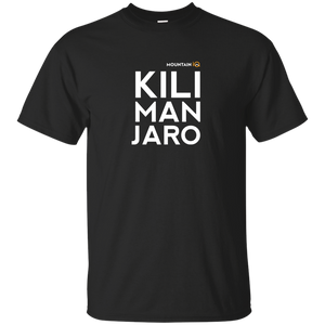 Kilimanjaro Mens T-Shirt (Cotton/Wicking)