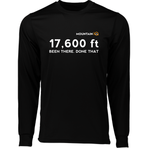 EBC Height Ft Men's Long Sleeve (Cotton/Wicking)