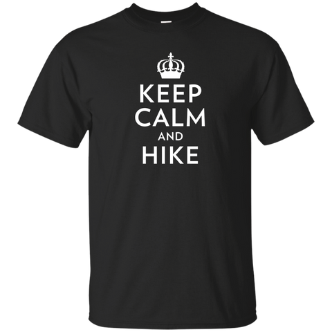 Keep Calm & Hike T-Shirt (Men's)