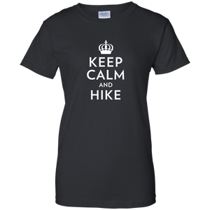 Keep Calm & Hike T-Shirt (Women's)