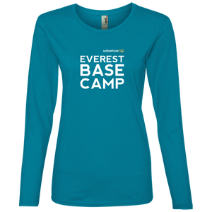 Everest BC Women's Long Sleeve (Cotton/Wicking)