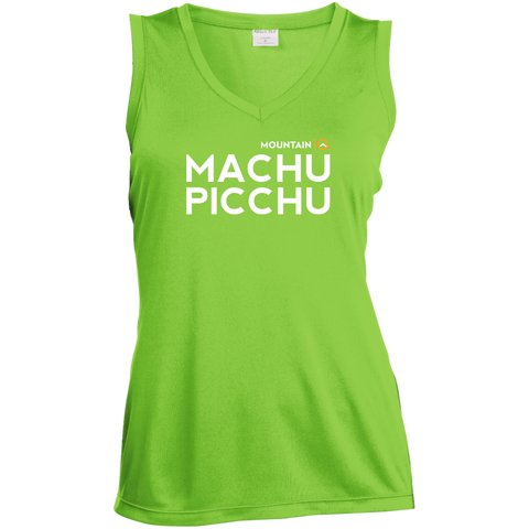 Machu Picchu Women's Tank Top (Cotton/Wicking)