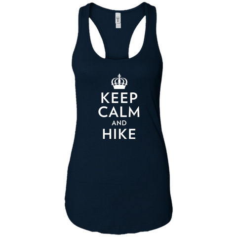 Keep Calm & Hike Tank Top (Women's)