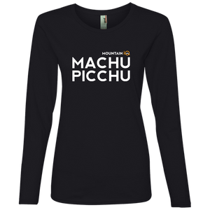 Machu Picchu Women's Long Sleeve (Cotton/Wicking)