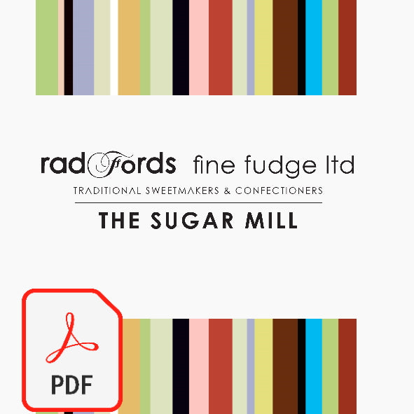 Radfords Fine Fudge