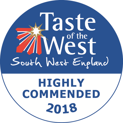 Taste of the West Highly Commended Award