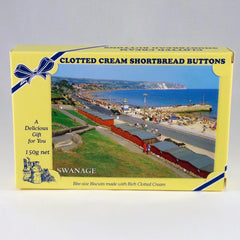 Clotted Cream Shortbread Buttons 150g
