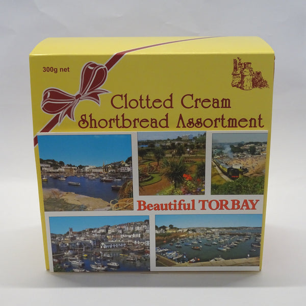 Clotted Cream Shortbread Assortment 300g