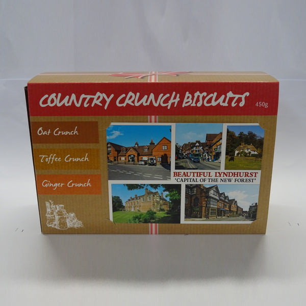 Country Crunch Biscuits 450g