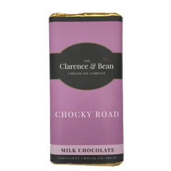 Chocky Road Milk Chocolate Bar