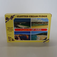 Clotted Cream Fudge 150g