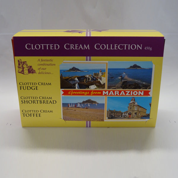 Clotted Cream Collection 450g