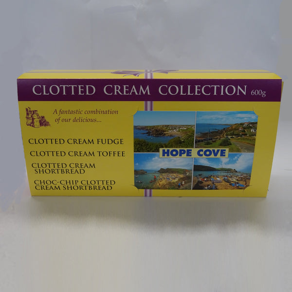 Clotted Cream Collection 600g
