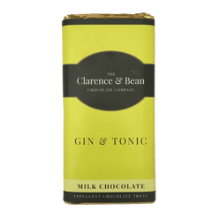 Gin & Tonic Milk Chocolate Bar