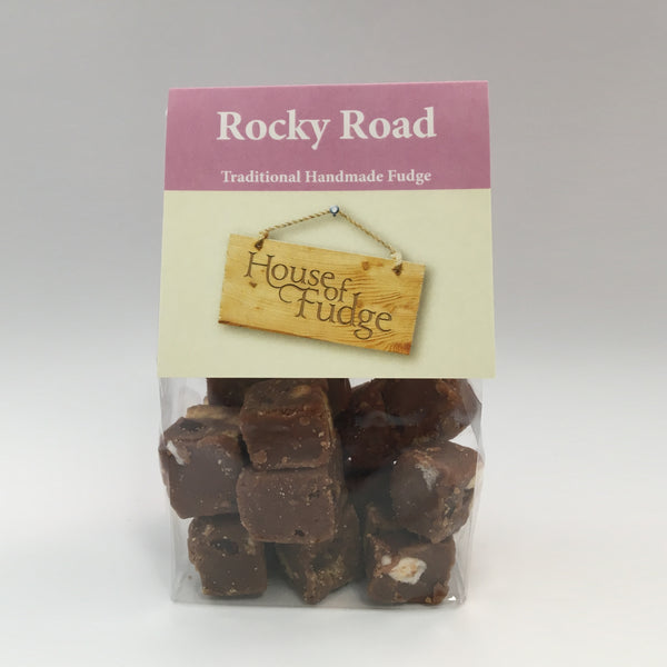 Rocky Road Fudge Bag