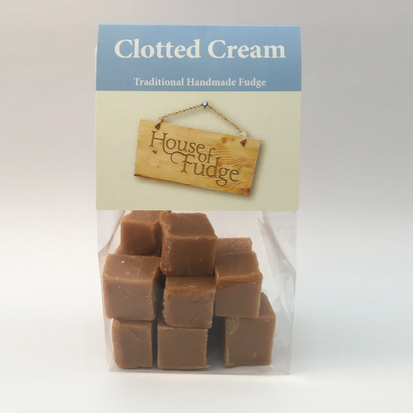 Clotted Cream Fudge Bag