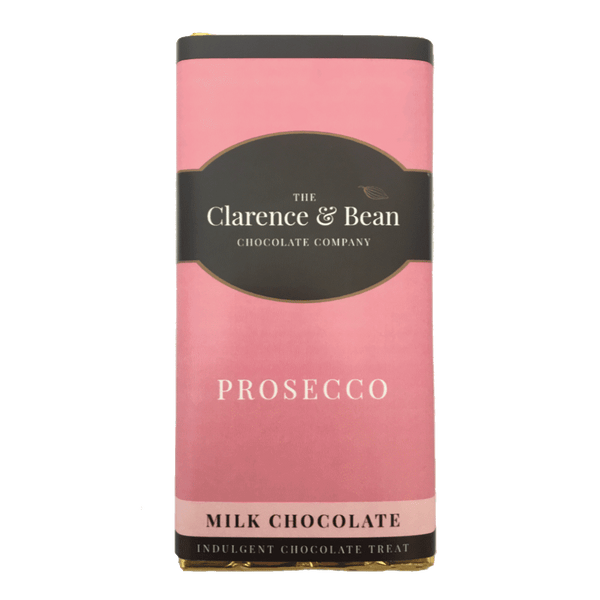 Prosecco Milk Chocolate Bar