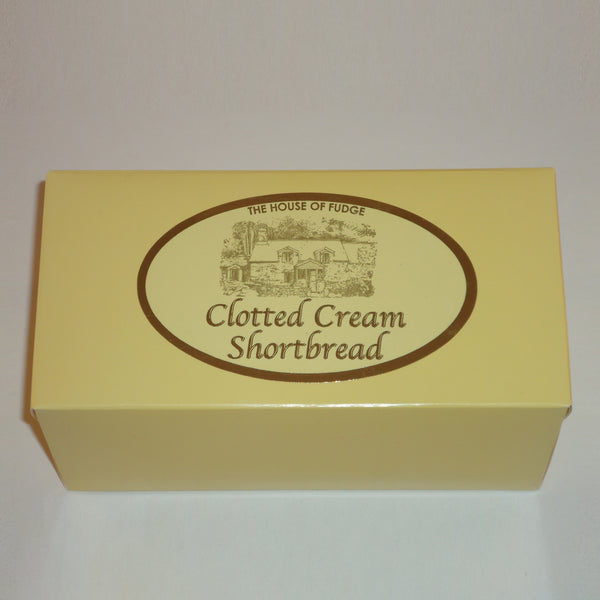 Clotted Cream Shortbread Retail
