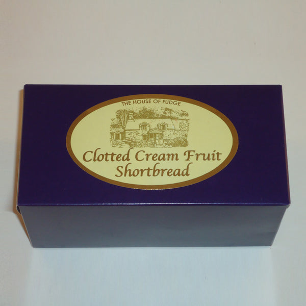 Fruit Clotted Cream Shortbread Retail