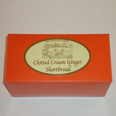 Ginger Clotted Cream Shortbread Retail